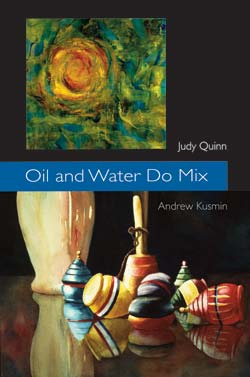 Oil and Water Do Mix postcard